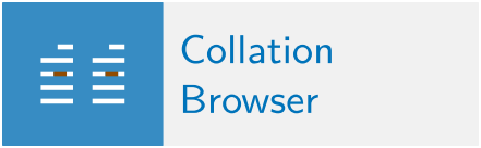 Collation Browser